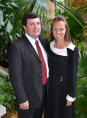 Pastor Kevin and Gina Vickers
