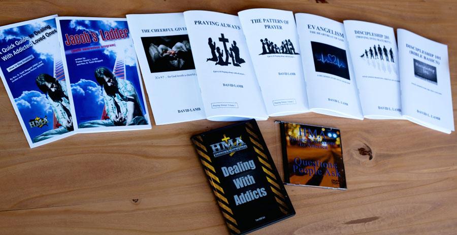 HMA Ministries Books