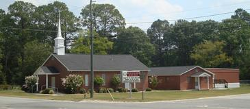 Waycross Holiness Baptist Church