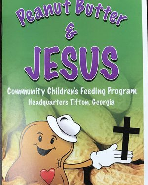 Peanut Butter & Jesus